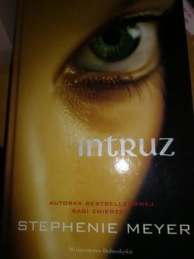 Intruz (twarda oprawa) - Stephenie Meyer