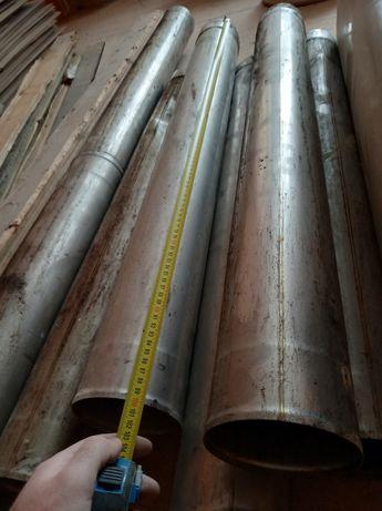Rury wkład kominowy kwasoodporny piec gazowy otwarta komora