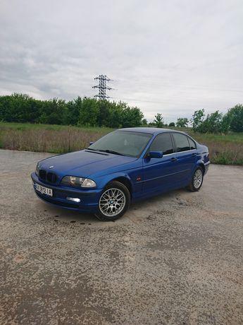Хорошая  BMW E46 318 м43б19