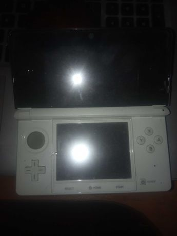 Nintendo 3DS+ 3 gry