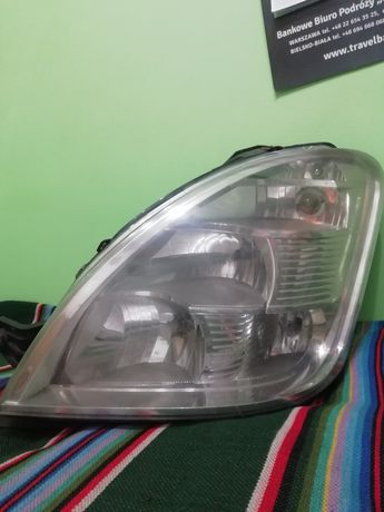 Lampa iveco daily