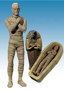 Figura The Mummy Universal Studios Múmia