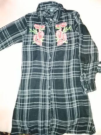 Рубашечка з вишивкою