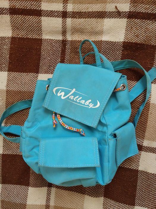 Рюкзачок для девочки Макеевка - изображение 1