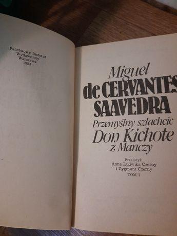 Польська Книга. ..Дон Кіхот..