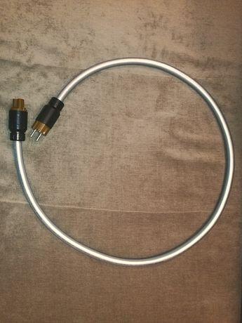 Przewód zasilający Elecaudio CS 361B OCC 1,5m wtyki Yarbo
