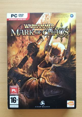 Warhammer Mark of Chaos wydanie rozszerzone gra PC