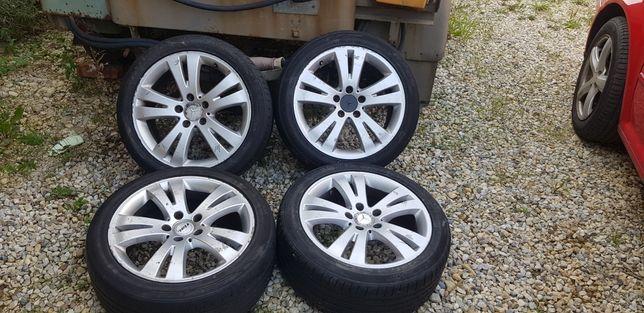 "Alufelgi 17"" 5x112 Mercedes oryginalne E klasa C klasa"