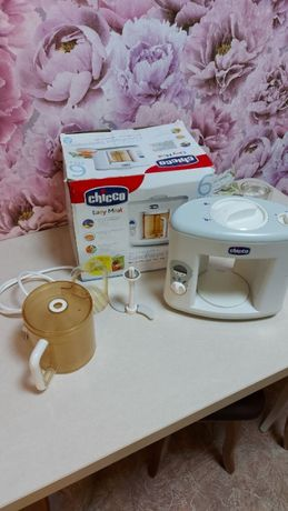 Комбайн для приготовления детского питания на пару