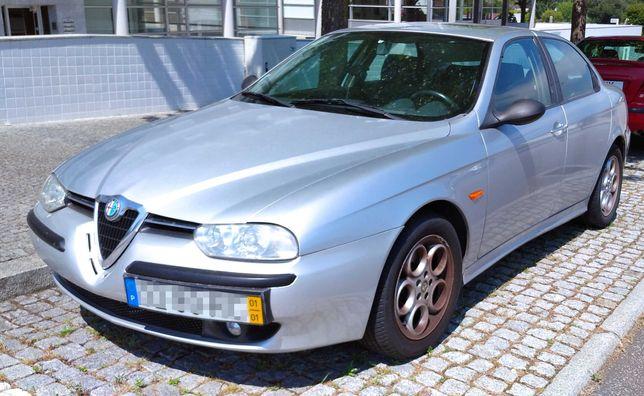 Alfa Romeo 156 1.6 Twin Spark 2001