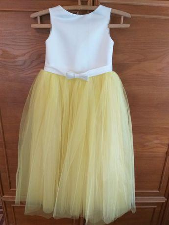 Нарядне плаття на дівчинку 8 років