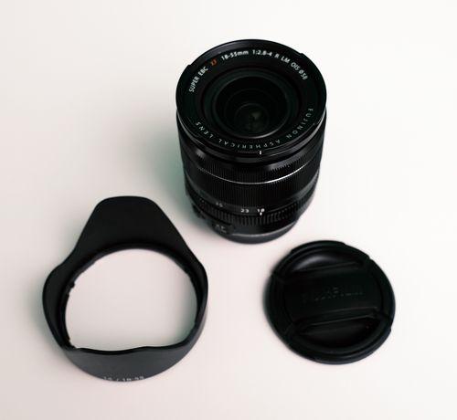 Fuji Fujifilm Fujinon 18-55mm F/2.8-4