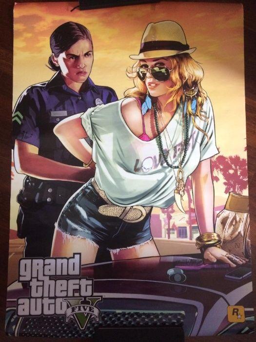 Poster GTA V (novo)