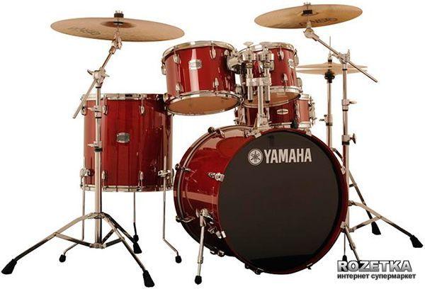 Аренда барабанная установка DW Collectors Yamaha Stage Custom барабан