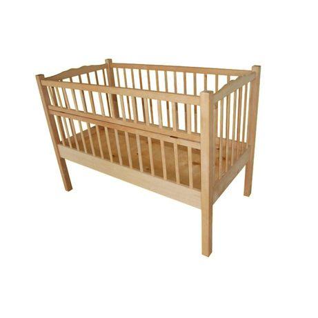Детская кроватка дерево Бук