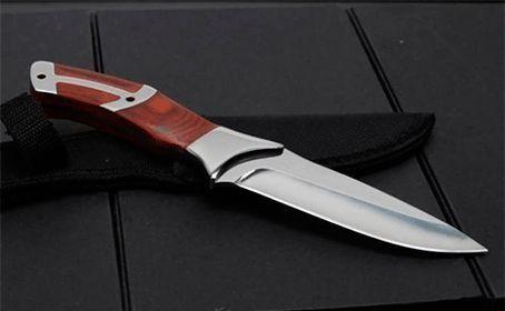 Нож охотничий туристический Columbia K320B / Ніж мисливський