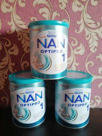 Срочно продам смесь NAN 1