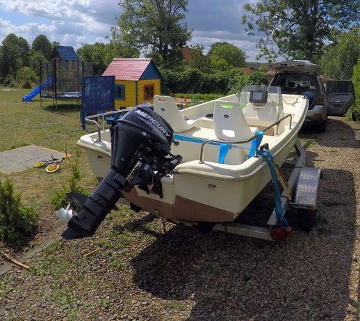 Silnik doczepny do łódki Mercury 10KM 4suw 2013 zaburtowy łodzi jachtu