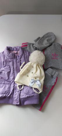 Одяг для дівчинки 1 - 1,5 роки.