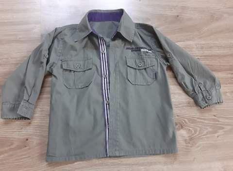 "Koszula ""wojskowa"" r.86"