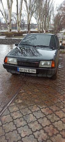Обменяю ВАЗ 2109.