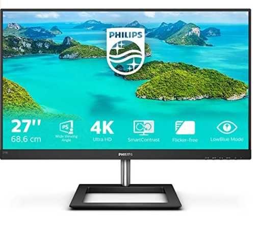"Monitor NOVO Philips 278E1A/00 - 27"" UHD, 60 Hz, IPS"