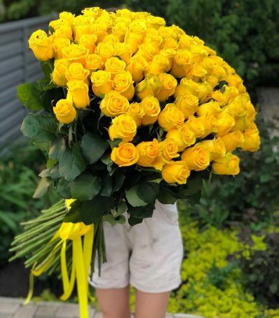 Розы оптом под заказ