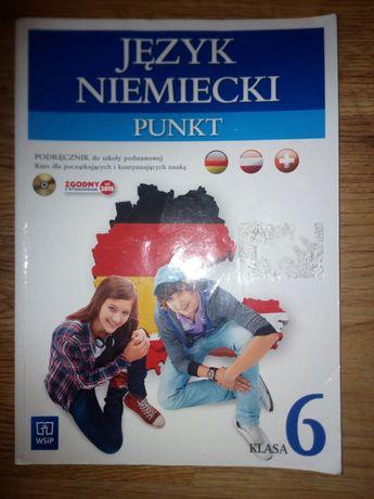 Sprzedam książkę do języka niemieckiego do klasy 6 szkoły podstawowej