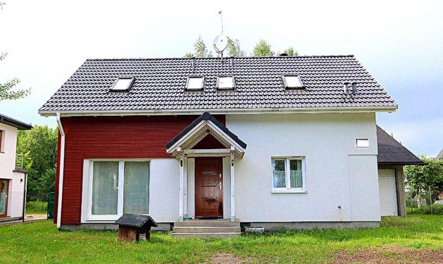 Przytulny dom w Wołominie