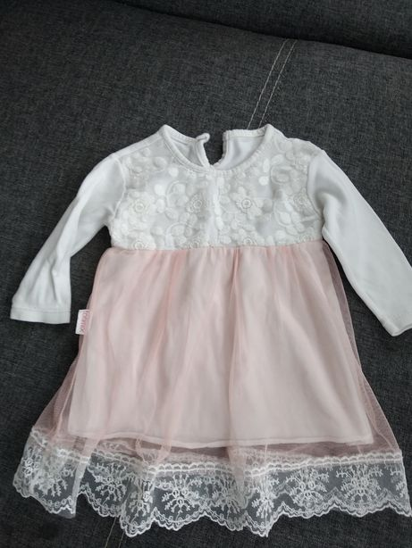 Sukienka roz 80