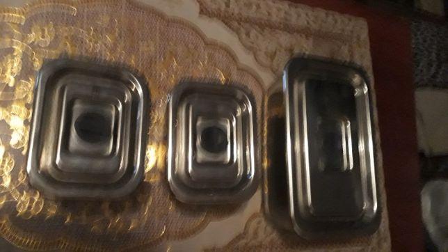 Набор контейнеров для еды фирмы МF. Новый.