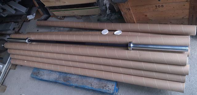 Gryf OLIMPIJSKI fi 50mm 220cm do 400kg