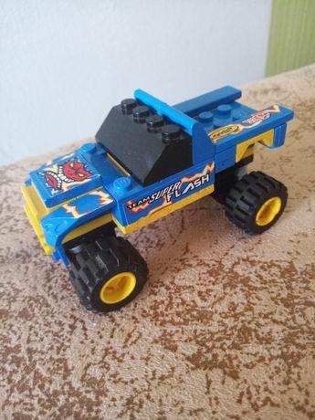 8303 lego RACERS, машинка лего уничтожитель демонов
