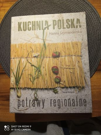 Kuchnia Polska Hanna Szymamderska książka kucharska