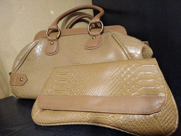 torebka i saszetka damska