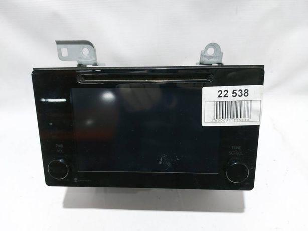 Магнитола  Toyota SIENNA `15-16  (86140-08040)