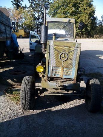 продам трактор саморобний