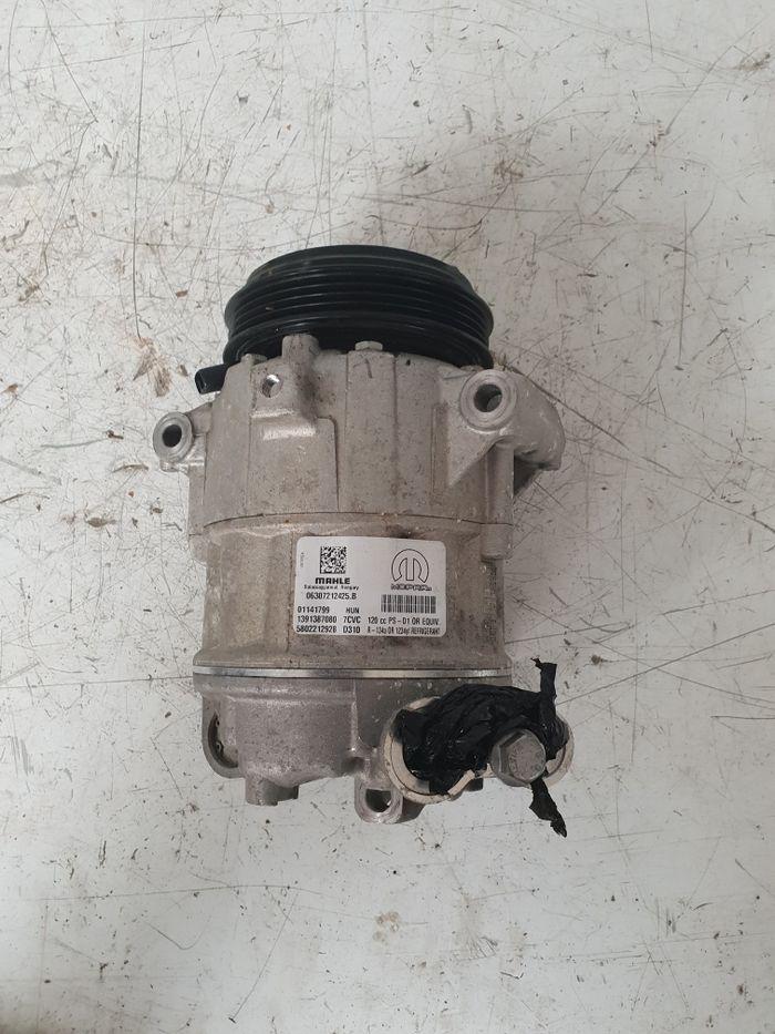 Sprężarka klimatyzacji Fiat Ducato III Barwice - image 1