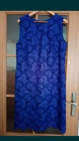 Sukienka chabrowa rozmiar 44-48
