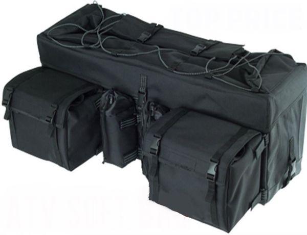 Moto4 mala semi-rígida softcase bagageira topcase quad atv utv moto 4