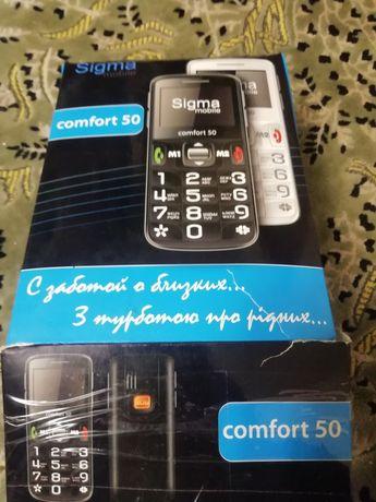 Бабушкофон Sigma comfort 50