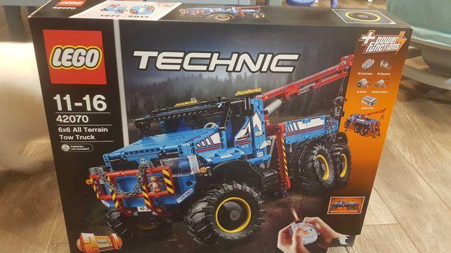 Lego Technic 42070 Nowe
