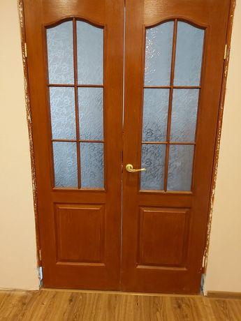 Подвійне дверне полотно