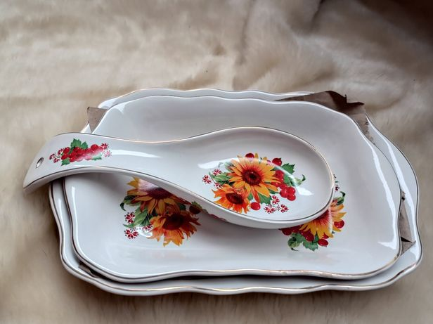 Набор посуды из 3 х предметов