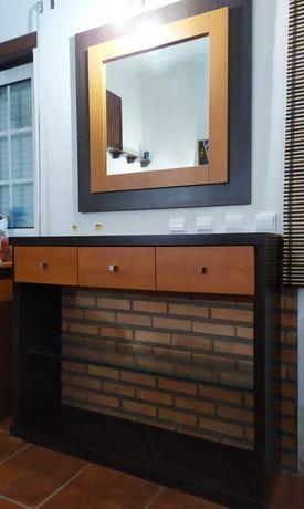 Móvel Hall Entrada + Espelho