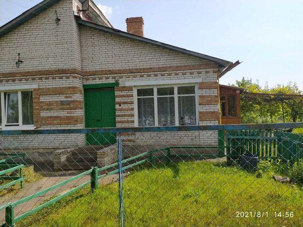 Продается добротный кирпичный дом в живописном месте, 37 соток земли