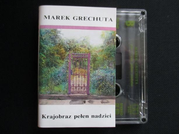 """Marek Grechuta """"Krajobraz pełen nadziei"""" kaseta"""