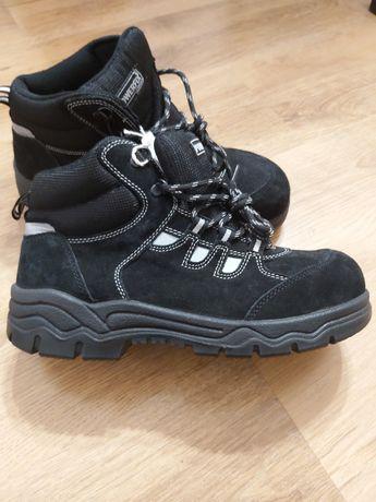Powerfix buty skórzane ochronne r. 43 nowe