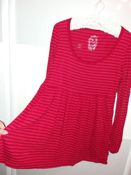 Bluzka tunika dla kobiet w ciąży j.nowa 46 48 xxl