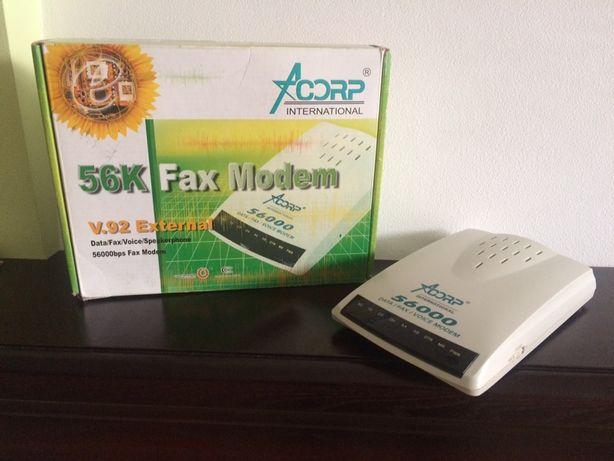 Fax modem модем